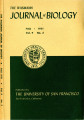 The Wasmann Journal of Biology Vol. 9, No. 3, Fall 1951