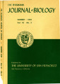 The Wasmann Journal of Biology Vol. 10, No. 2, Summer 1952