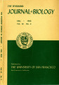 The Wasmann Journal of Biology Vol. 10, No. 3, Fall 1952