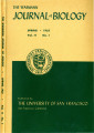 The Wasmann Journal of Biology Vol. 11, No. 1, Spring 1953