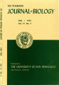The Wasmann Journal of Biology Vol. 12, No. 3, Fall 1954