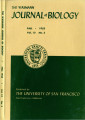 The Wasmann Journal of Biology Vol. 13, No. 2, Fall 1955
