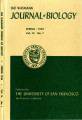 The Wasmann Journal of Biology Vol. 14, No. 1, Spring 1956