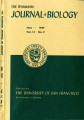 The Wasmann Journal of Biology Vol. 15, No. 2, Fall 1957
