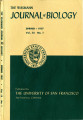 The Wasmann Journal of Biology Vol. 15, No. 1, Spring 1957