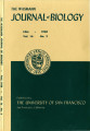 The Wasmann Journal of Biology Vol. 16, No. 2, Fall 1958