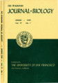 The Wasmann Journal of Biology Vol. 17, No. 1, Spring 1959