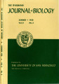 The Wasmann Journal of Biology Vol. 8, No. 2, Summer 1950