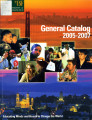 University of San Francisco General Catalog 2005-2007