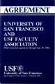 1976-1986 Collective Bargaining Agreement Between the University of San Francisco and the USF...