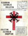 Albanian Catholic Bulletin Vol. 1, No.1