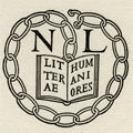 Book-Plate of the Newberry Library, Chicago